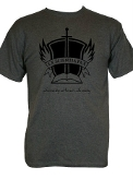 """Black Shield"" Tee Shirt"